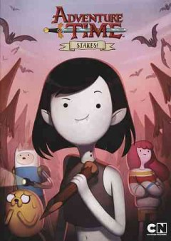 Adventure time. Stakes! cover image