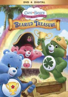 Care bears. Bearied treasure cover image