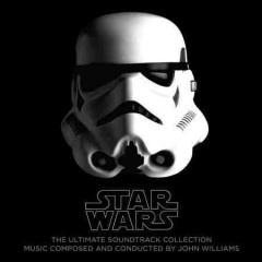Star wars the ultimate soundtrack collection cover image