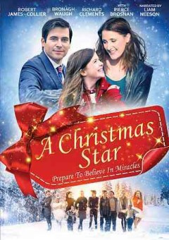 A Christmas star prepare to believe in miracles cover image