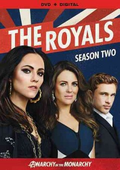 The royals. Season 2 cover image
