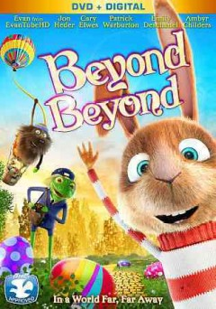 Beyond beyond cover image