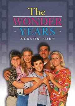 The wonder years. Season 4 cover image