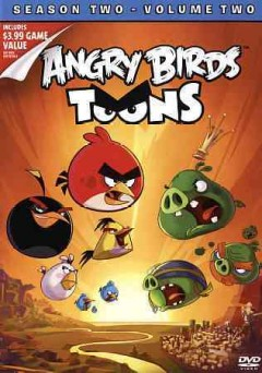 Angry birds toons. Season 2, volume 2 cover image