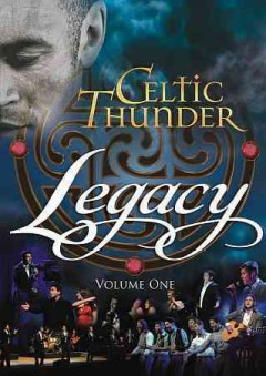 Legacy. Volume one cover image