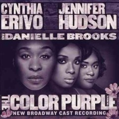 The color purple new Broadway cast recording cover image