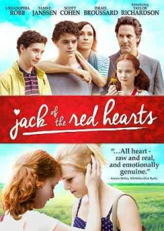 Jack of the red hearts cover image