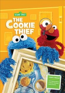 The cookie thief cover image