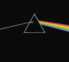 The dark side of the moon cover image