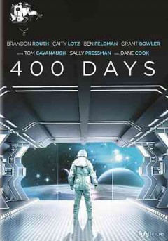 400 days cover image