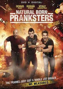 Natural born pranksters, the movie cover image