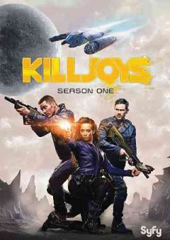 Killjoys. Season 1 cover image