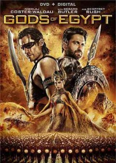 Gods of Egypt cover image