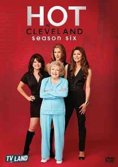 Hot in Cleveland. Season 6 cover image