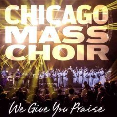 We give you praise cover image