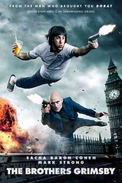 The brothers Grimsby cover image