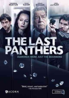 The last panthers cover image