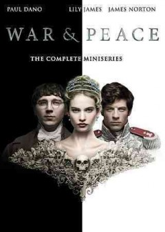 War & peace the complete miniseries cover image