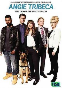 Angie Tribeca. Season 1 cover image