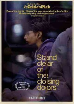 Stand clear of the closing doors cover image
