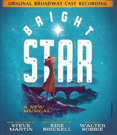 Bright star original Broadway cast recording cover image