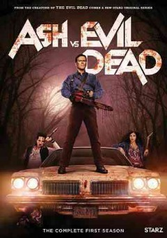 Ash vs evil dead. Season 1 cover image