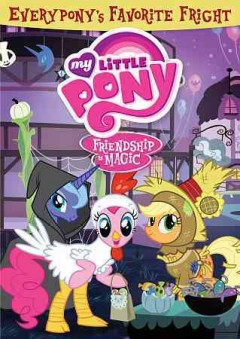 My little pony, friendship is magic. Everypony's favorite frights cover image