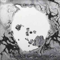A moon shaped pool cover image