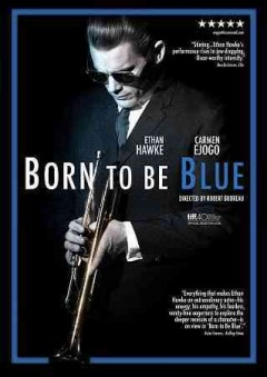 Born to be blue cover image