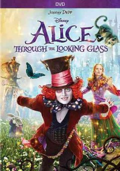 Alice through the looking glass cover image