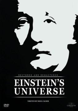 Einstein's universe cover image
