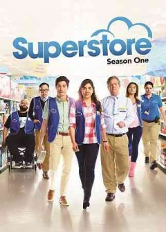 Superstore. Season 1 cover image