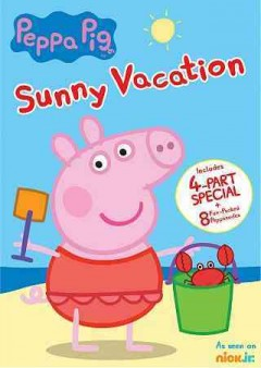 Peppa Pig Sunny vacation cover image