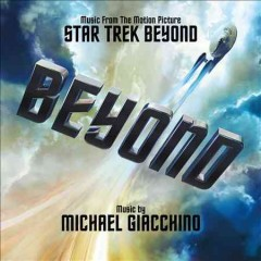 Star trek beyond music from the motion picture cover image