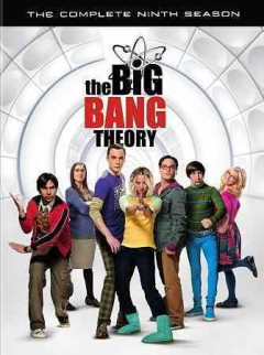 The big bang theory. Season 9 cover image