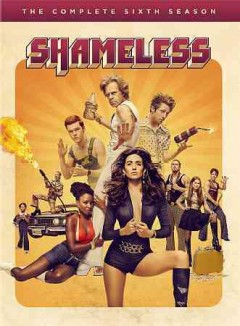 Shameless. Season 6 cover image