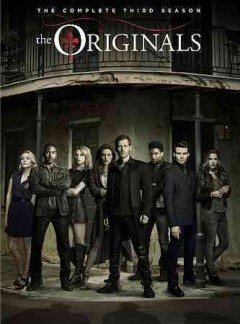 The originals. Season 3 cover image