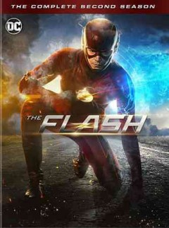 The flash. Season 2 cover image