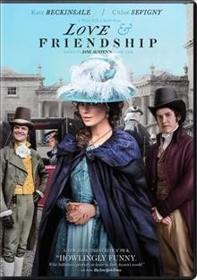 Love & friendship cover image