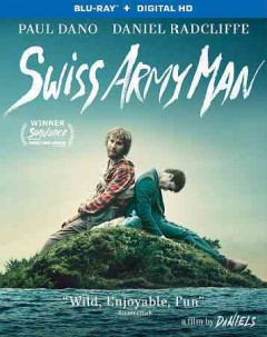 Swiss army man cover image