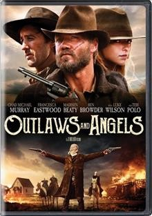 Outlaws and angels cover image