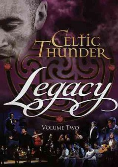 Legacy. Volume two cover image