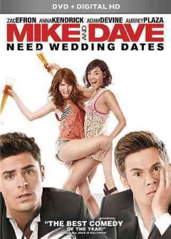 Mike and Dave need wedding dates cover image
