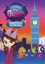 Mysteries at the pet shop cover image