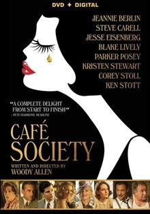Café society cover image
