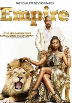 Empire. Season 2 cover image