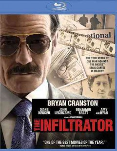 The infiltrator cover image