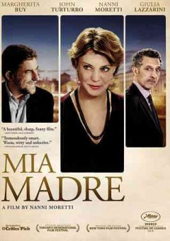 My mother Mia madre cover image