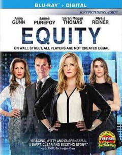 Equity cover image