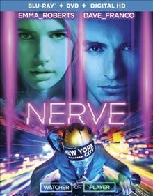 Nerve [Blu-ray + DVD combo] cover image